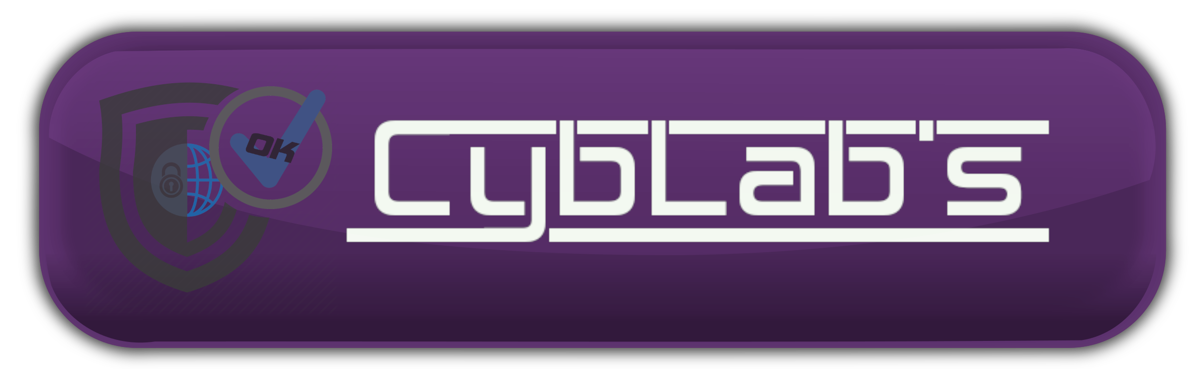 Website certified by CybLab's